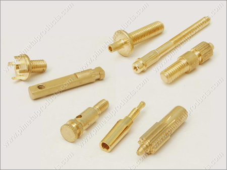 Brass Customized Fittings Parts