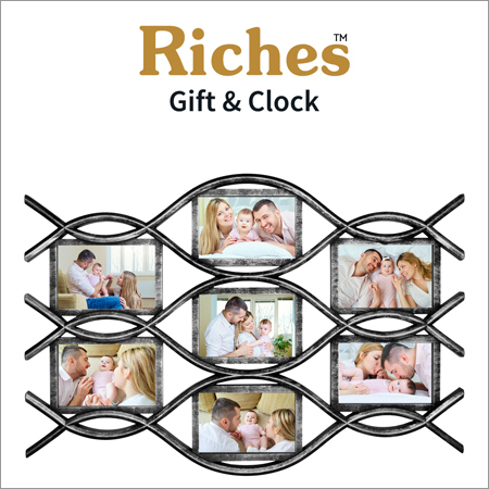 Collage Picture Frames - RICHES CLOCK & GIFT, Astha Industrial ...
