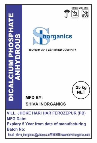 Dicalcium Phosphate Anhydrous