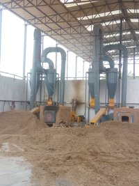 wood Powder Base Biomass Briquettes