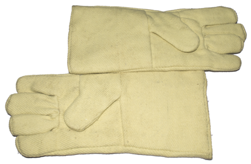 Exothermic Welding Hand Gloves