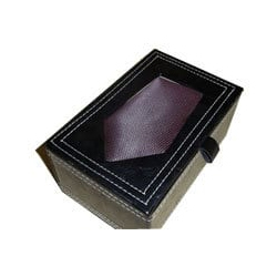 LEATHERETTE LOOK BOXES