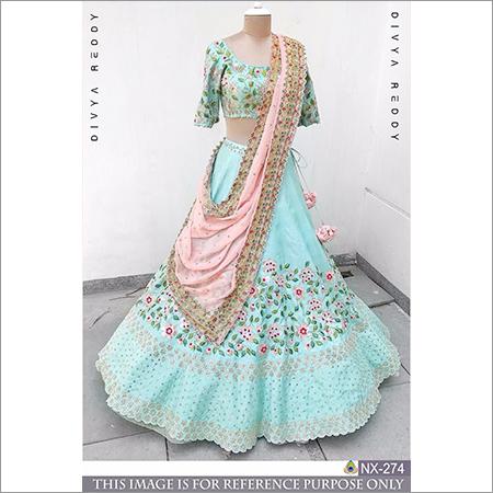 Ladies Bridal  Lehenga Choli