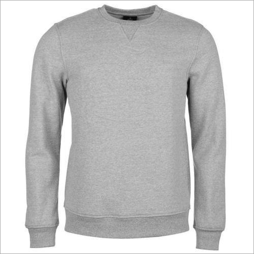 Mens Grey Sweater