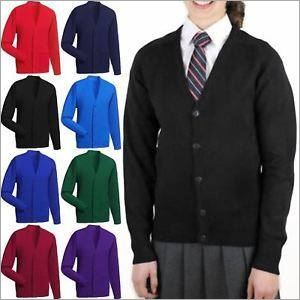 Girls Uniform Sweater