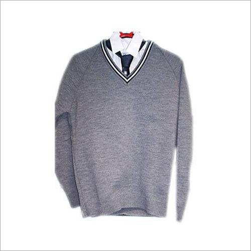Boys Uniform Sweater
