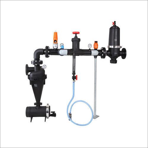 Fertigation  Plastic Header Assembly