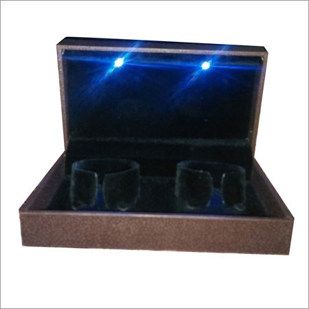 LED bangle Display jewelry box