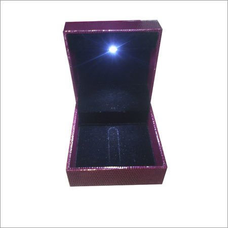 LED Fancy Ring Display Box