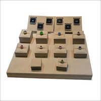 Multi Ring Display Tray