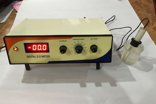 Dissolved Oxygen Meter Table Top
