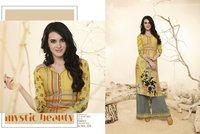 Designer Rayon Printed Kurti Online