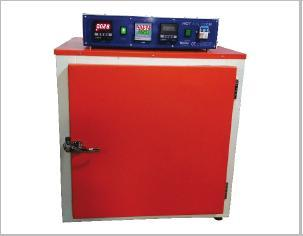 Hot Air Oven With Cyclic Timer