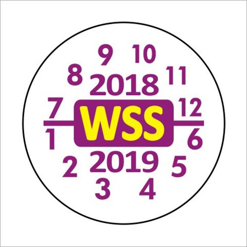 New Warranty Sticker