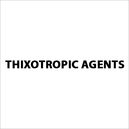 Thixotropic Agents