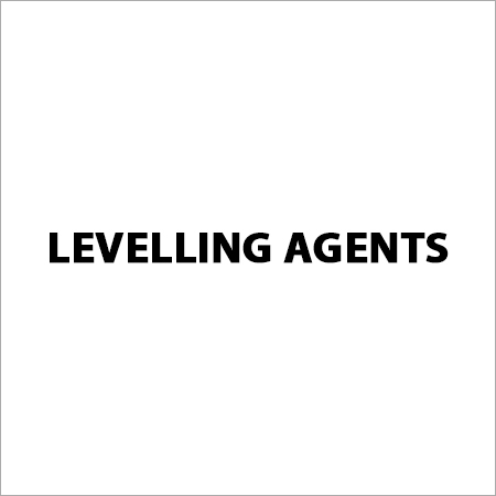 Levelling Agents