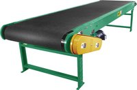 Troughed Conveyor Belt Systems