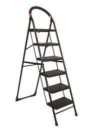 Wide Steps Heavy Folding Ladder
