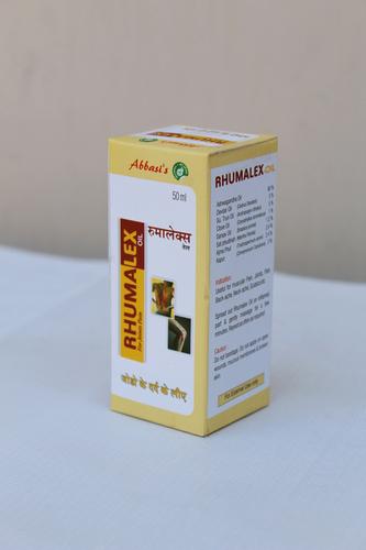Rhumalex Oil