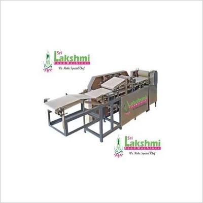 Pappadam Making Machine 40 Kg Per Hour Capacity