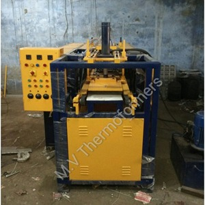 Online Automatic Blister Forming Machine