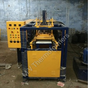 Fully Automatic Thermocol Dona Plate Thali Forming Machine