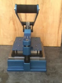 Punch and Die Cutter For A4 Sample Test