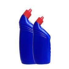 Toilet cleaner bottle