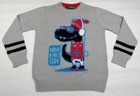 Intarsia Kids Boy Sweaters