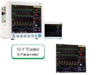 CMS8000 Multi Para Patient Moniter