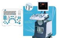 Colour Doppler Ultrasound 3D 4D