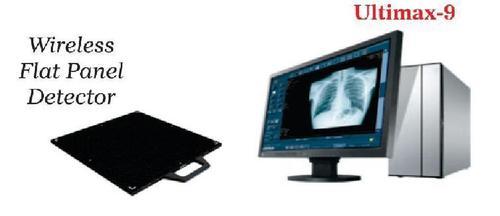 Ultimax9 Wireless Flat Panel Detector