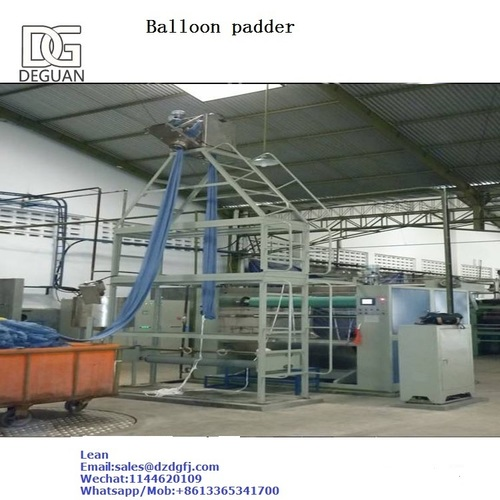 Tubular Balloon Padder