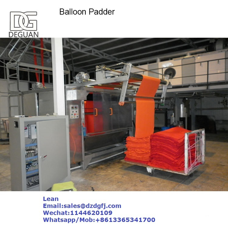 Tubular Balloon Padder