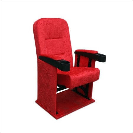 Multiplex Red Sliding Chair