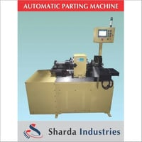 Bar/pipe parting machine with OD turning