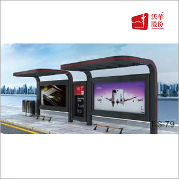 Smart Bus Stop Shelter
