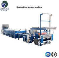 Textile Finishing Stenter Machine