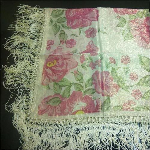 Pure Exquisite  printed Scarf