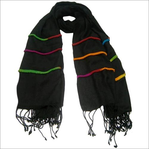 Ladies Trim Scarf