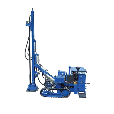 Mineral And Quarry Drilling (Blast Hole Drilling)