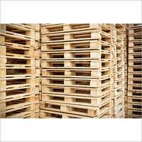 Warehouse Wooden Pallet