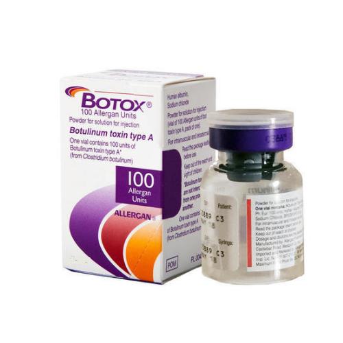 Botox 100 Unit Vial