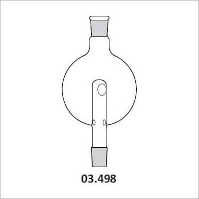 03.498 Trap for Rotary Evaporator, Anti Splash