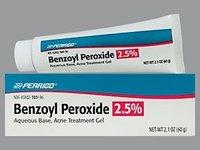 Benzoyl Peroxide Cream