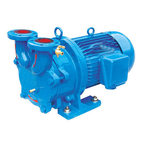 Water Ring Vacuum Pump for High Capacity in Paper Mill
