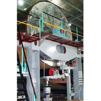Machine Glazing Cylinder in Dryer Section at Paper Machine