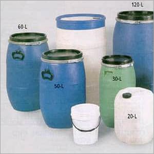 120 Ltr Plastic Drums