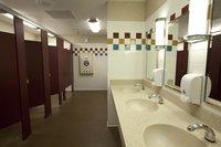 Theater Bathroom Sanitization