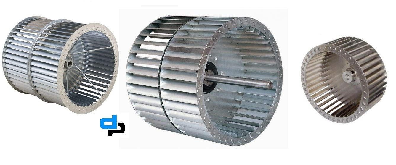 DIDW Centrifugal Fan 530 MM X 455 MM